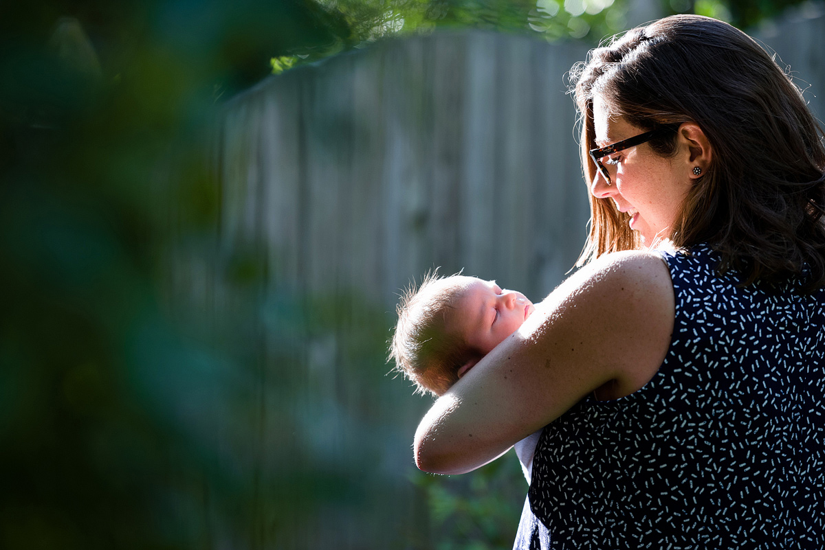 family photographers in charlotte nc newborn portrait