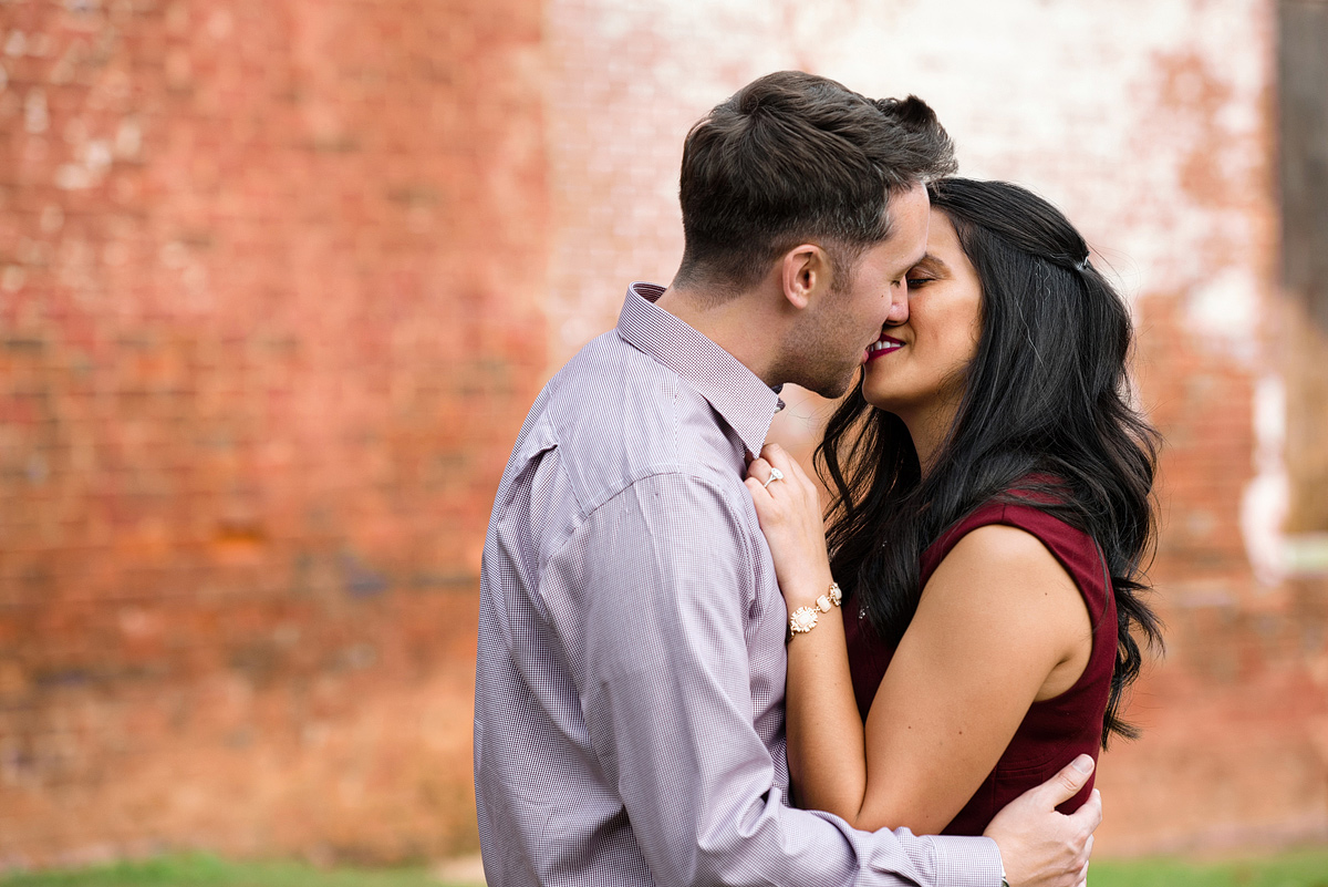 uptown charlotte surprise proposal session