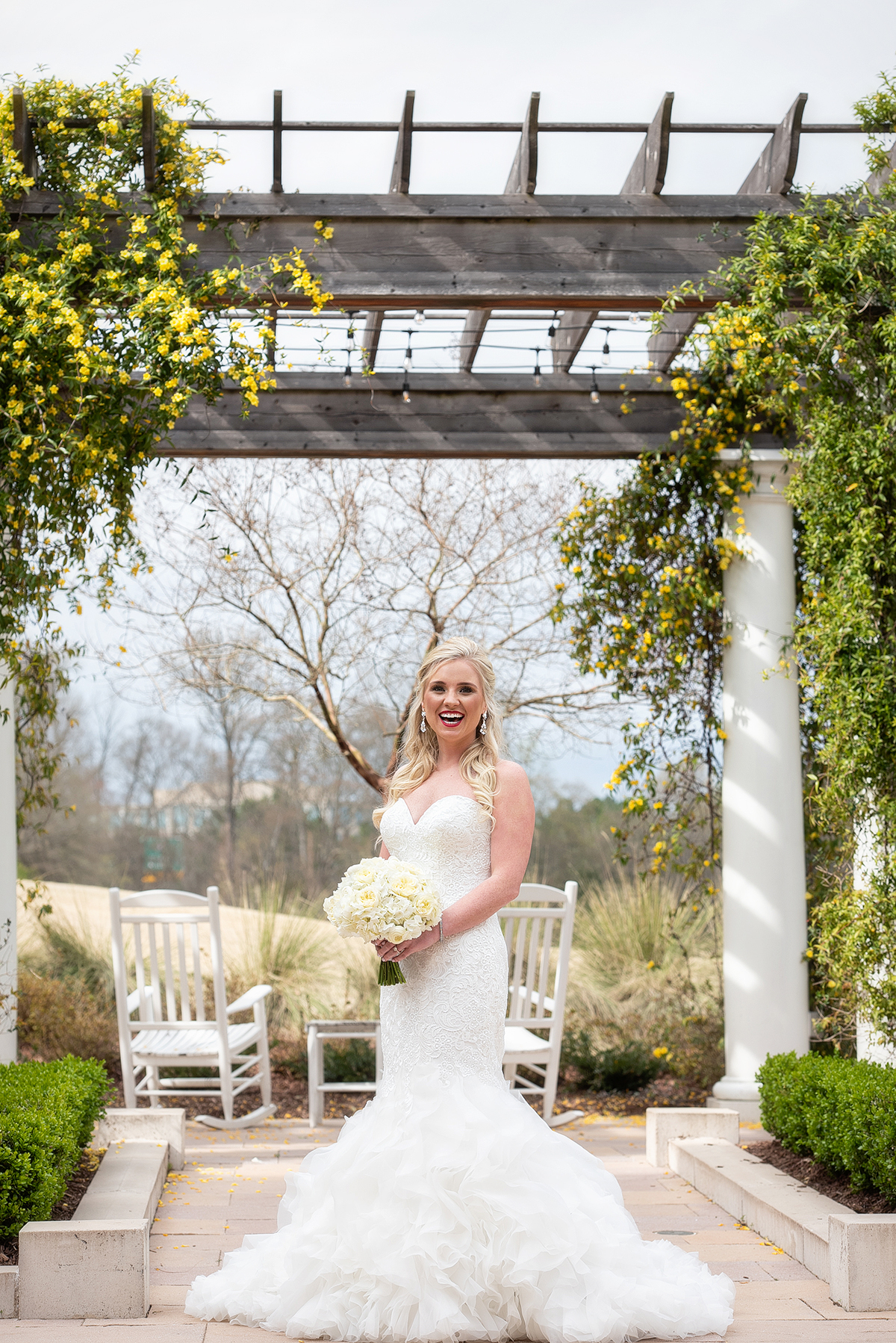 ballantyne resort charlotte bride